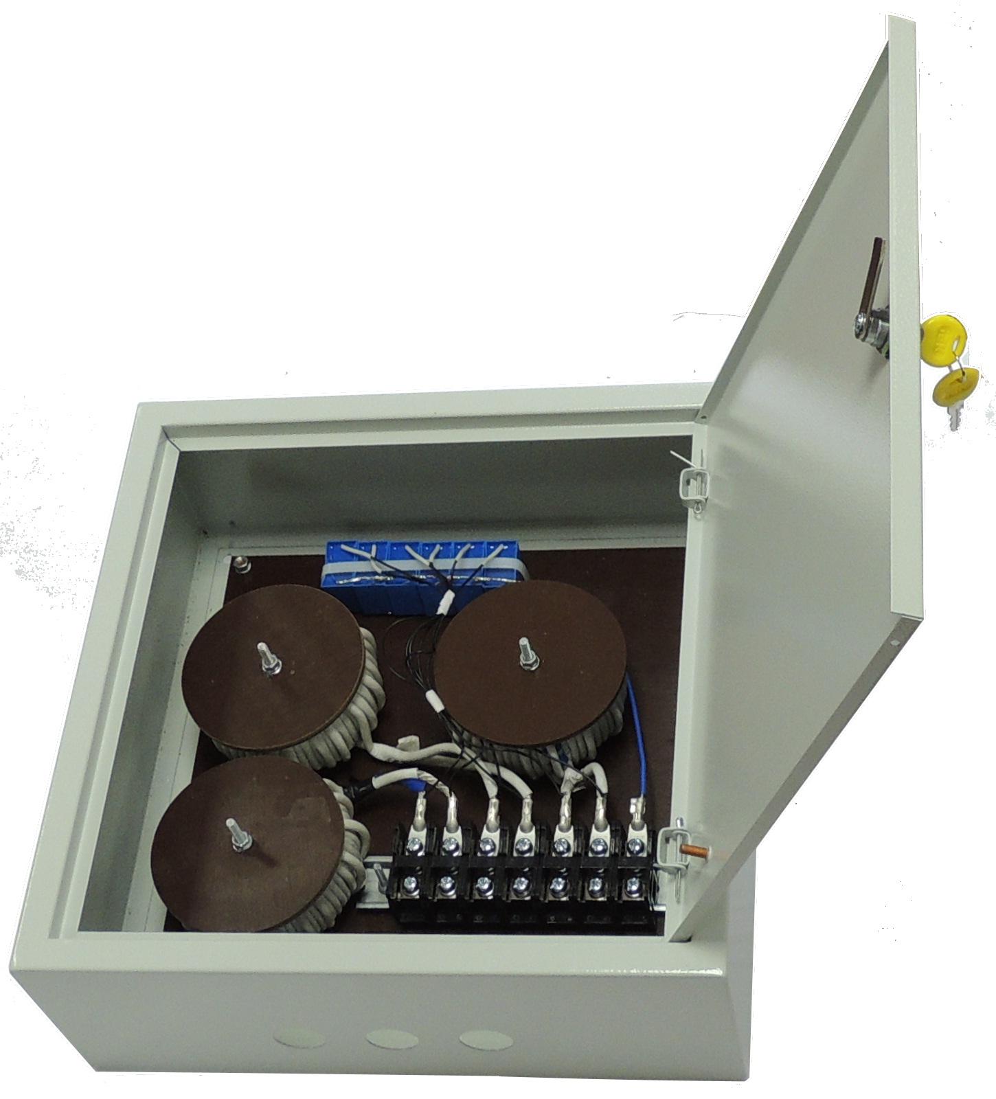 Фильтр трехфазный NF33-50